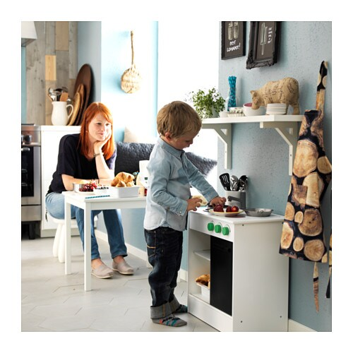 ikea kinderk che spielk che kinderspielk che. Black Bedroom Furniture Sets. Home Design Ideas