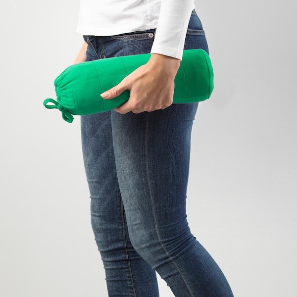 ODDHILD Plaid leuchtend grün 170 cm 120 cm