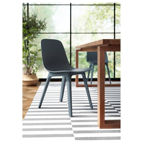 ODGER Stuhl, blau