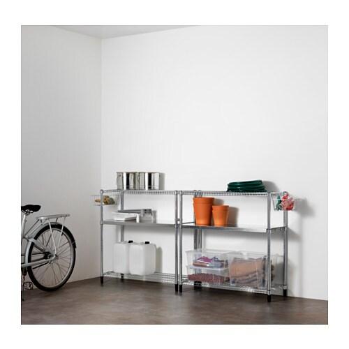 omar 2 regalelemente ikea. Black Bedroom Furniture Sets. Home Design Ideas