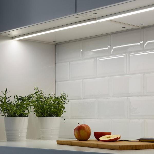 OMLOPP Arbeitsbeleuchtung, LED, weiß, 60 cm