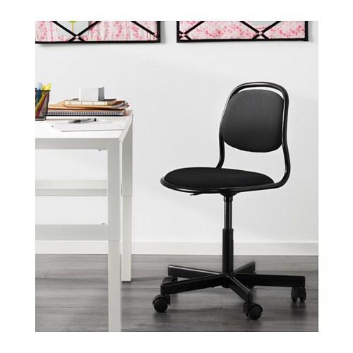 214 Rfj 196 Ll Schreibtischstuhl F 252 R Kinder Ikea