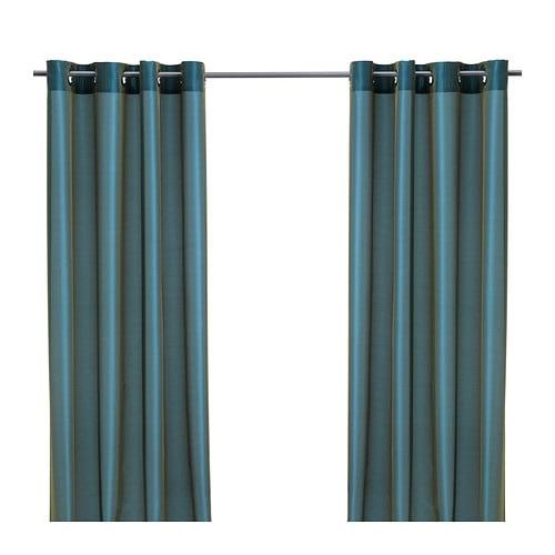 p rlbuske gardinenpaar ikea. Black Bedroom Furniture Sets. Home Design Ideas