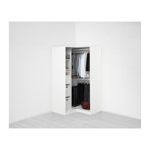 PAX Eckkleiderschrank - 111/111x201 cm - IKEA