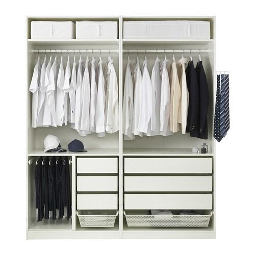 ikea pax begehbarer kleiderschrank heimatentwurf. Black Bedroom Furniture Sets. Home Design Ideas