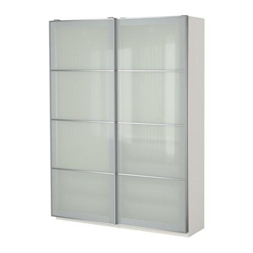 PAX Kleiderschrank - 150x44x201 cm, - - IKEA