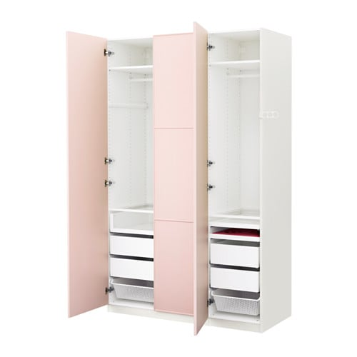 pax kleiderschrank 150x60x236 cm scharnier ikea. Black Bedroom Furniture Sets. Home Design Ideas