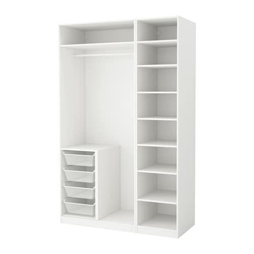 pax kleiderschrank 150x58x236 cm ikea. Black Bedroom Furniture Sets. Home Design Ideas