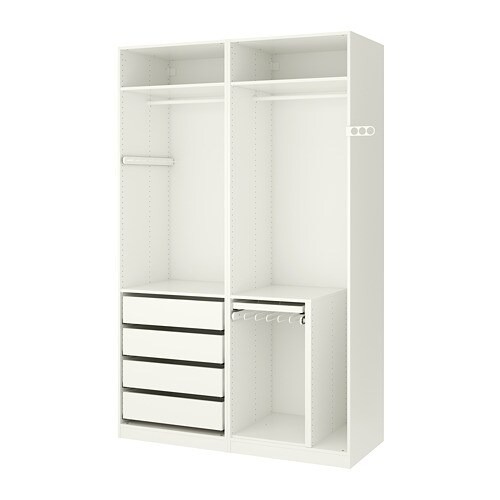 pax kleiderschrank 150x58x236 cm ikea. Black Bedroom Furniture Sets. Home Design Ideas
