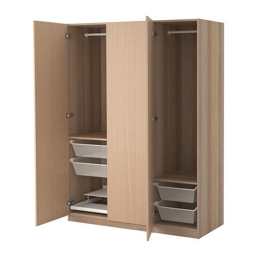 pax kleiderschrank 150x60x201 cm ikea. Black Bedroom Furniture Sets. Home Design Ideas