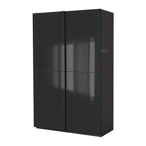 pax kleiderschrank 150x66x201 cm schiebet rd mpfer ikea. Black Bedroom Furniture Sets. Home Design Ideas