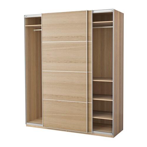 pax kleiderschrank 200x66x236 cm ikea. Black Bedroom Furniture Sets. Home Design Ideas