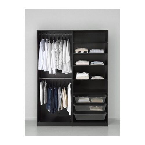 Kleiderschrank ikea pax weiß  PAX Kleiderschrank - 150x66x236 cm - IKEA