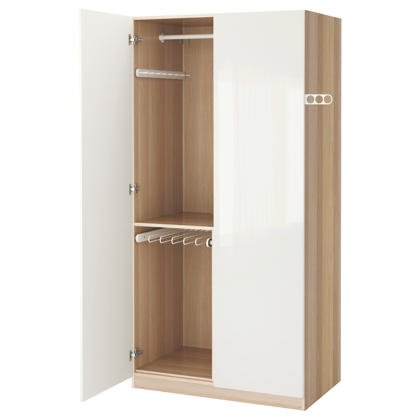 11 sparen kleiderschrank pax von ikea ab 313 99. Black Bedroom Furniture Sets. Home Design Ideas