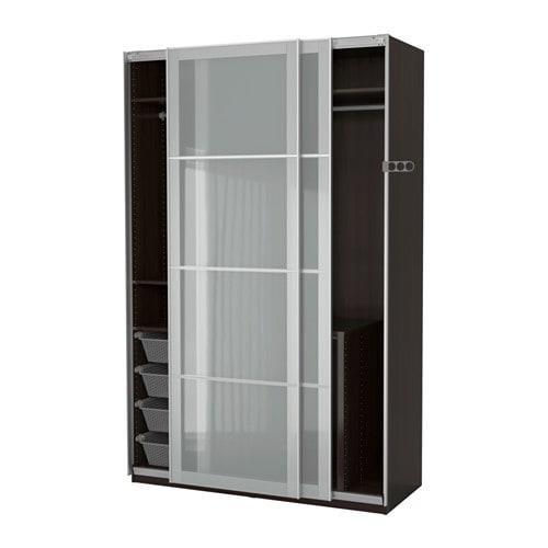 pax kleiderschrank 150x66x236 cm schiebet rd mpfer ikea. Black Bedroom Furniture Sets. Home Design Ideas