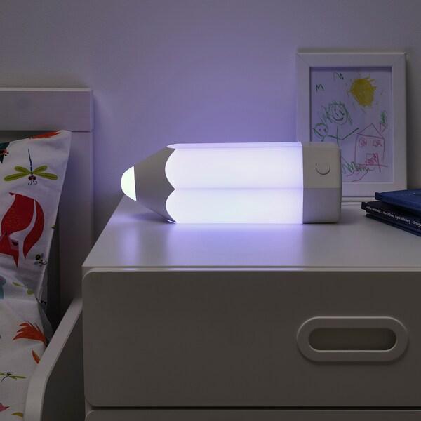 PELARBOJ Tischleuchte, LED, bunt