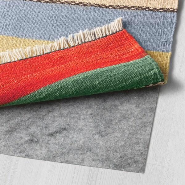 PERSISK KELIM GASHGAI Teppich flach gewebt Handarbeit 200 cm 55 cm 1.10 m²
