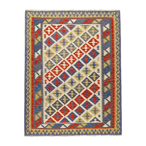 Persisk kelim gashgai teppich flach gewebt ikea for Dibujos para alfombras