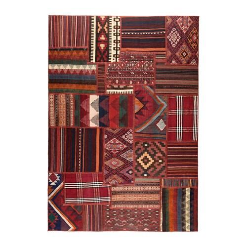 persisk kelim tekkeh teppich flach gewebt ikea. Black Bedroom Furniture Sets. Home Design Ideas