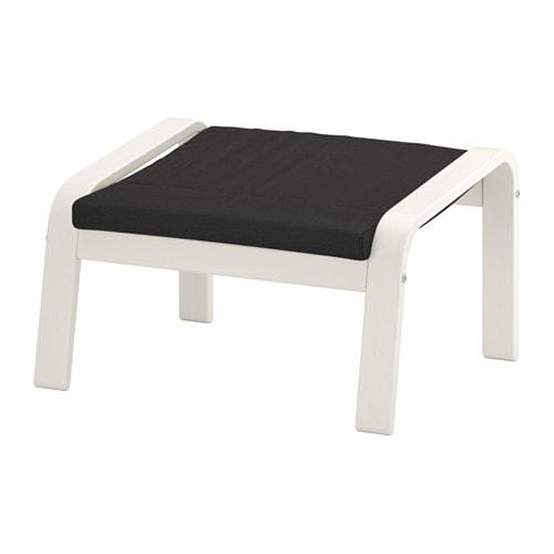 Ikea Hocker Grau