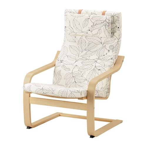 po ng polster f r sessel vislanda schwarz wei ikea. Black Bedroom Furniture Sets. Home Design Ideas