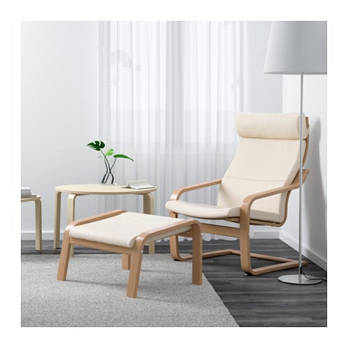Poang Sessel Smidig Schwarz Ikea