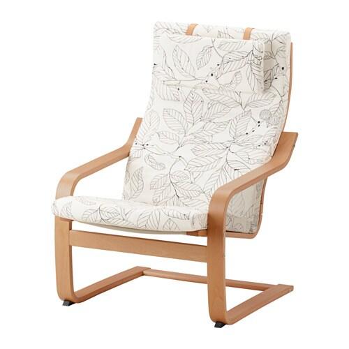 po ng sessel vislanda schwarz wei ikea. Black Bedroom Furniture Sets. Home Design Ideas