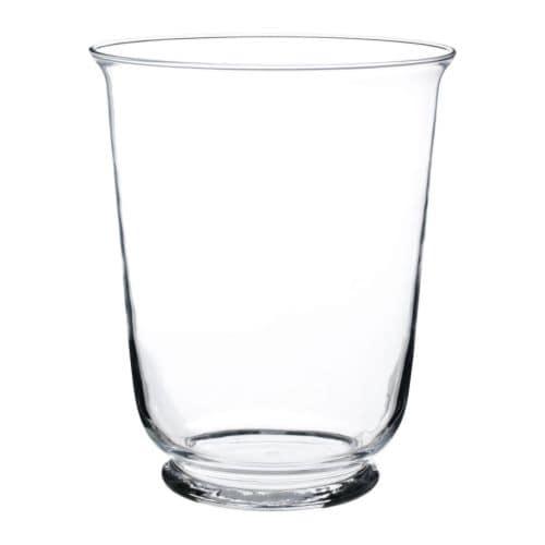 Pomp vase windlicht ikea for Ikea deko vasen
