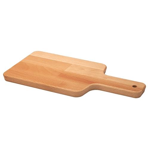 PROPPMÄTT Schneidebrett Buche 30 cm 15 cm 16 mm