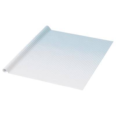 PURKEN Geschenkpapierrolle, blau/Punkte, 3.0x0.7 m