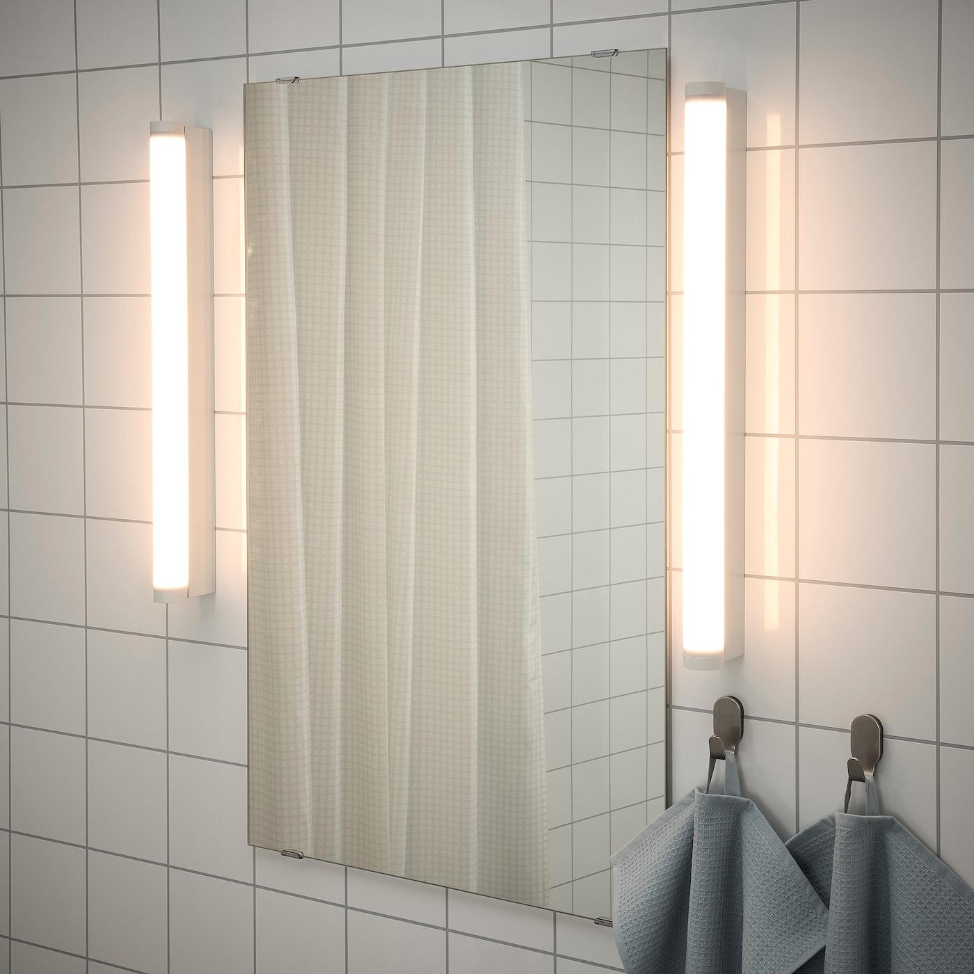 RAKSTA Wand /Spiegelleuchte, LED   weiß 20 cm