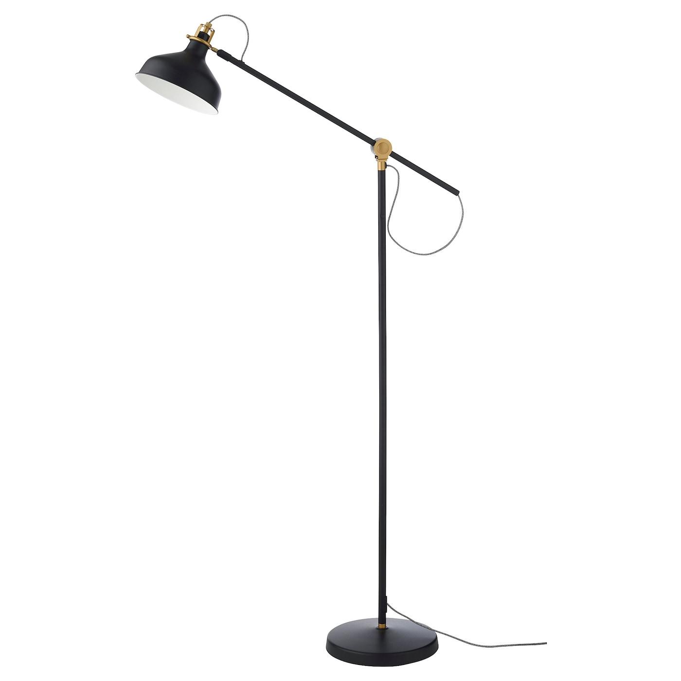 Stehlampe Ikea Schwarz