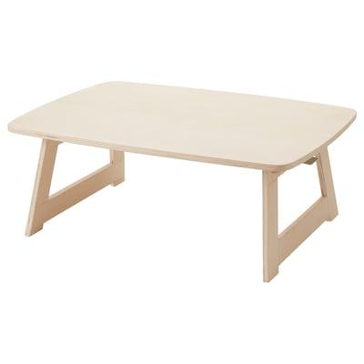 RÅVAROR Tablett, faltbar Birkensperrholz, 44x59 cm