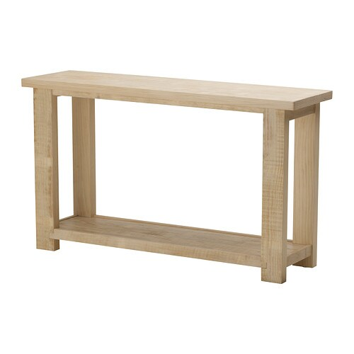 rekarne ablagetisch 130x38 cm ikea. Black Bedroom Furniture Sets. Home Design Ideas