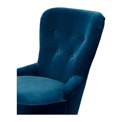 Remsta Sessel Djuparp Dunkelgrau Ikea