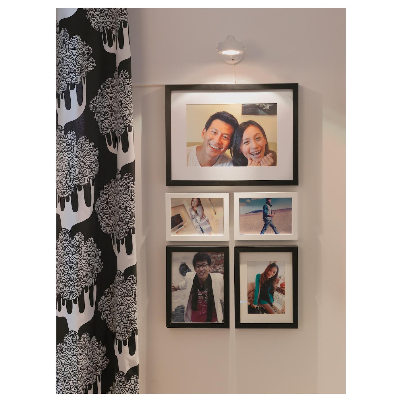IKEA RIBBA Rahmen in schwarz; Bilderrahmen Fotorahmen Photorahmen 50x70cm