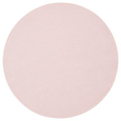 RISGÅRDE Teppich Kurzflor, rosa, 70 cm