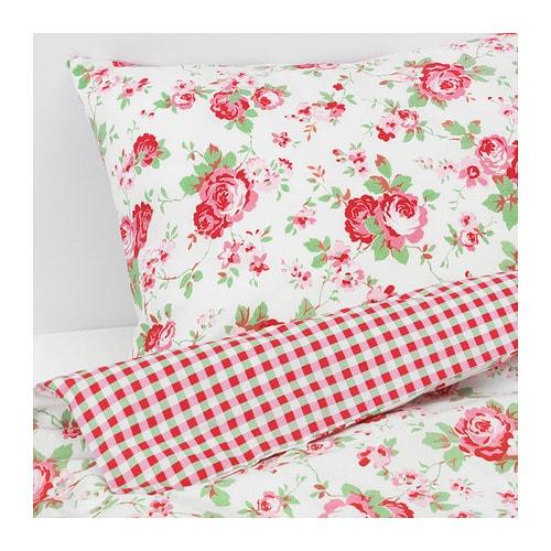 rosali bettw scheset 2 teilig 140x200 80x80 cm ikea. Black Bedroom Furniture Sets. Home Design Ideas