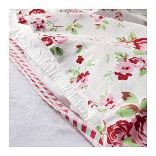 ikea bettw sche bettw scheset rosali 2 teilig 80x80 und 140x200 cm 200x140 neu ebay. Black Bedroom Furniture Sets. Home Design Ideas