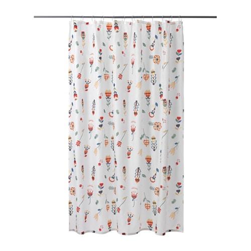 Duschvorhang Ikea rosenfibbla duschvorhang ikea