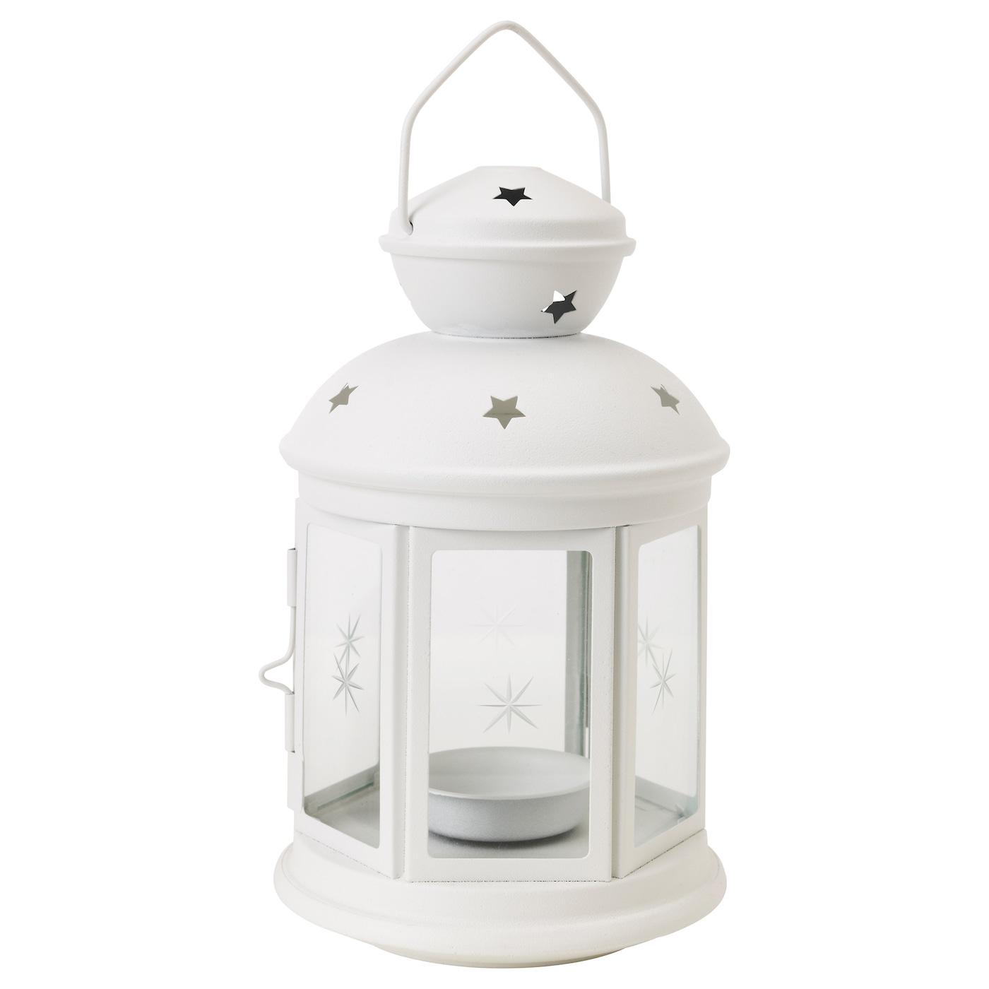 ROTERA   Dekoration > Kerzen und Kerzenständer > Teelichter   Weiß   IKEA