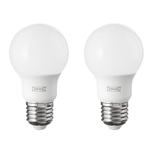 RYET LED-Leuchtmittel E27 600 lm - IKEA