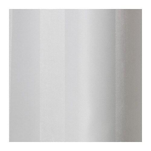 ikea saltgrund duschvorhang vorhang dusche bad badewannenvorhang 200x180cm wei traumfabrik xxl. Black Bedroom Furniture Sets. Home Design Ideas