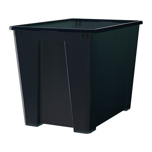 samla box schwarz ikea. Black Bedroom Furniture Sets. Home Design Ideas