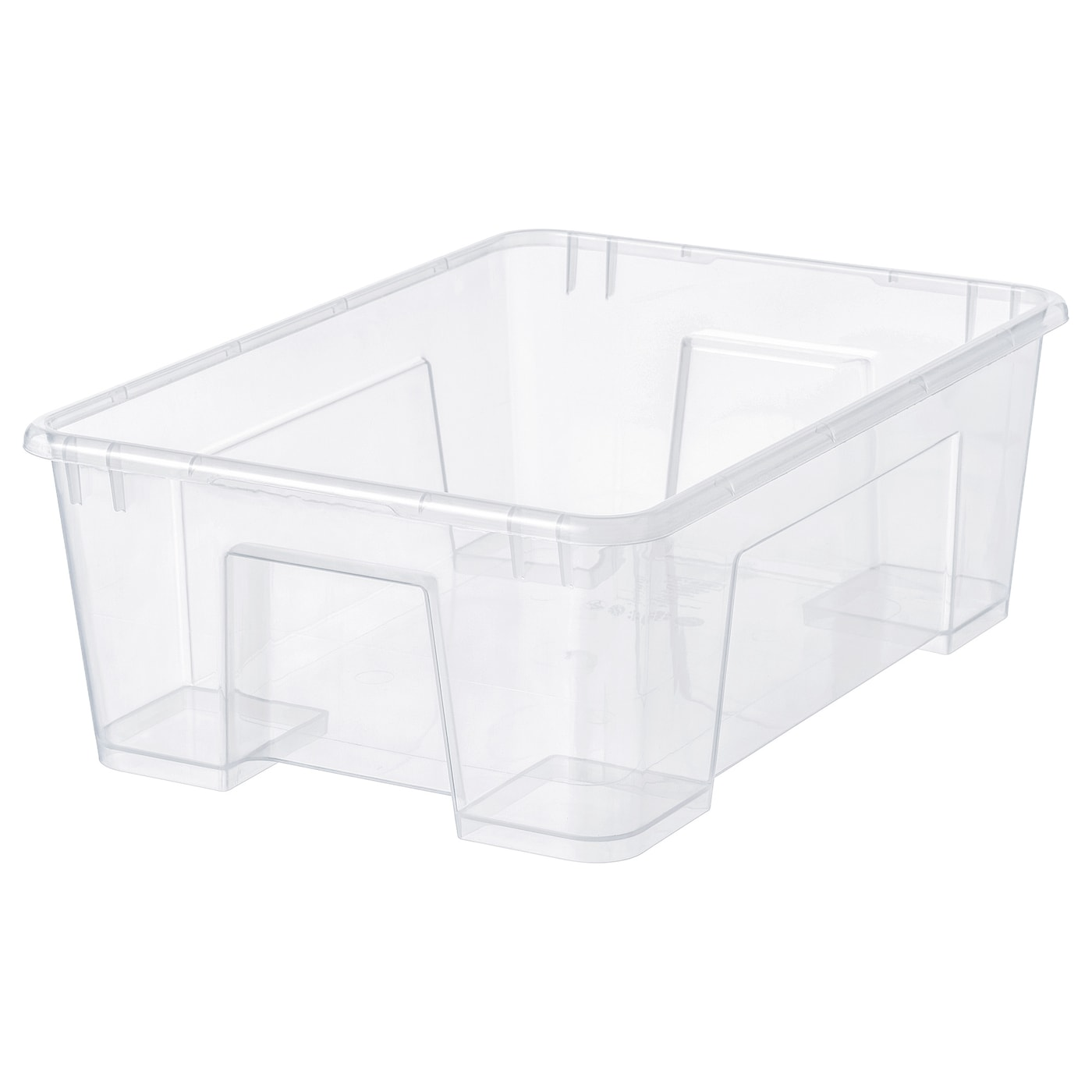 SAMLA Box - transparent 39x28x14 cm