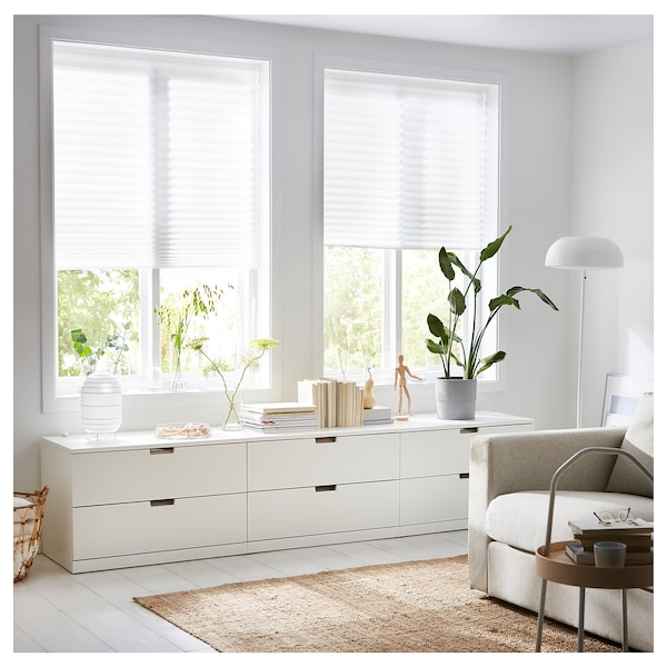 SCHOTTIS Faltjalousie, weiß, 90x190 cm