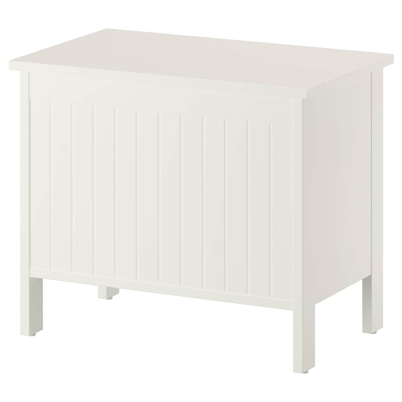 SILVERÅN | Wohnzimmer > Truhen | Weiß | Abs | IKEA