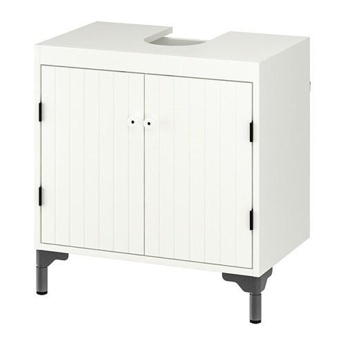SILVERÅN Waschbeckenunterschrank, 2 Türen - IKEA
