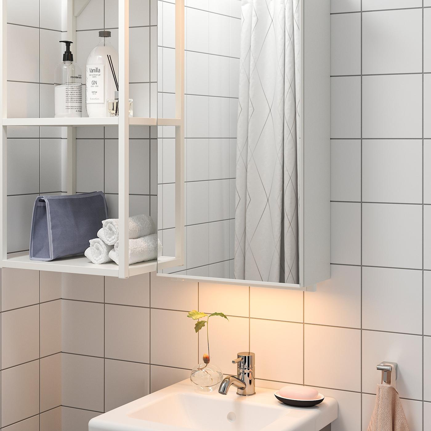 SILVERGLANS Lichtleiste, LED für Bad   dimmbar weiß 20 cm