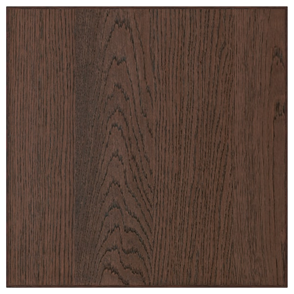 SINARP Tür, braun, 40x40 cm
